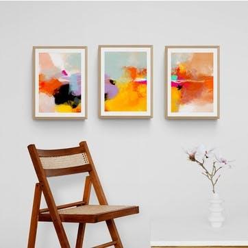 Ana Rut Bre, Yellow Blush Framed Art Print