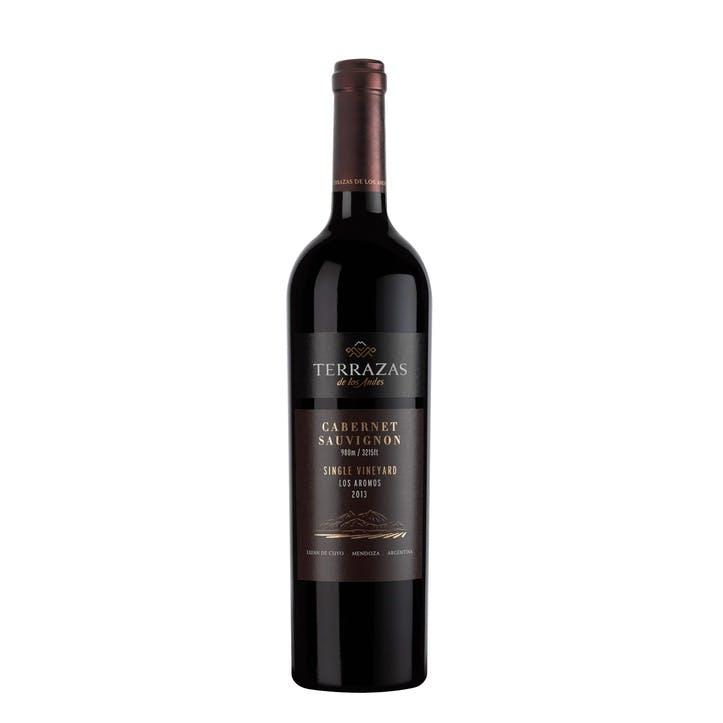 Terrazas De Los Andes Single Vineyard Cabernet Sauvignon 2013, 75cl