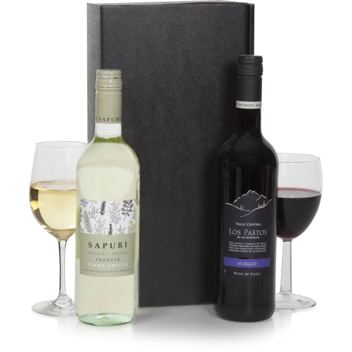 Best of Both Wine Gift Box