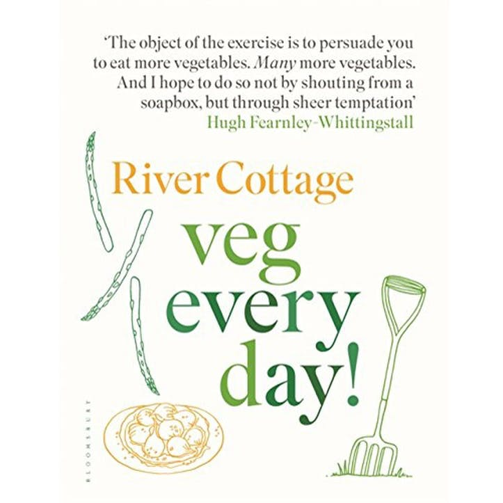 Hugh Fearnley-Whittingstall's River Cottage Veg Every Day!