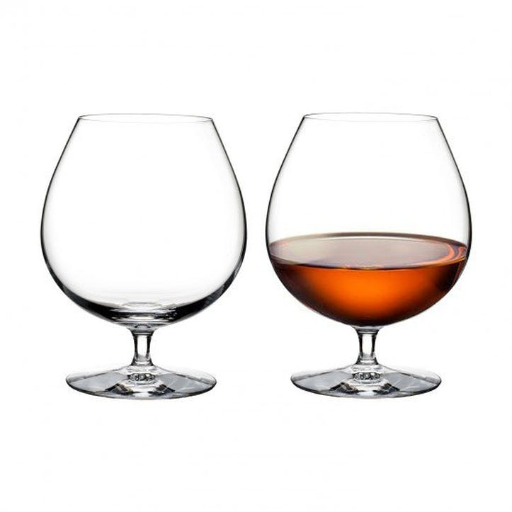 Elegance Brandy Glass, Set of 2