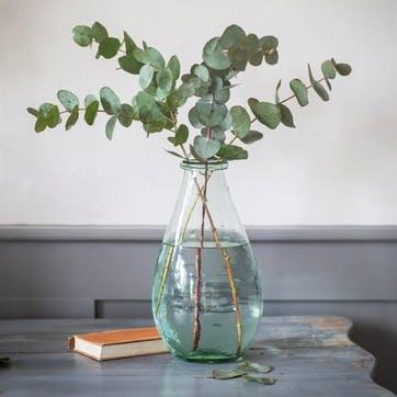 Recycled Glass Vase, Extra Large