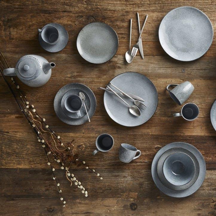 Jewel Stripe Teapot