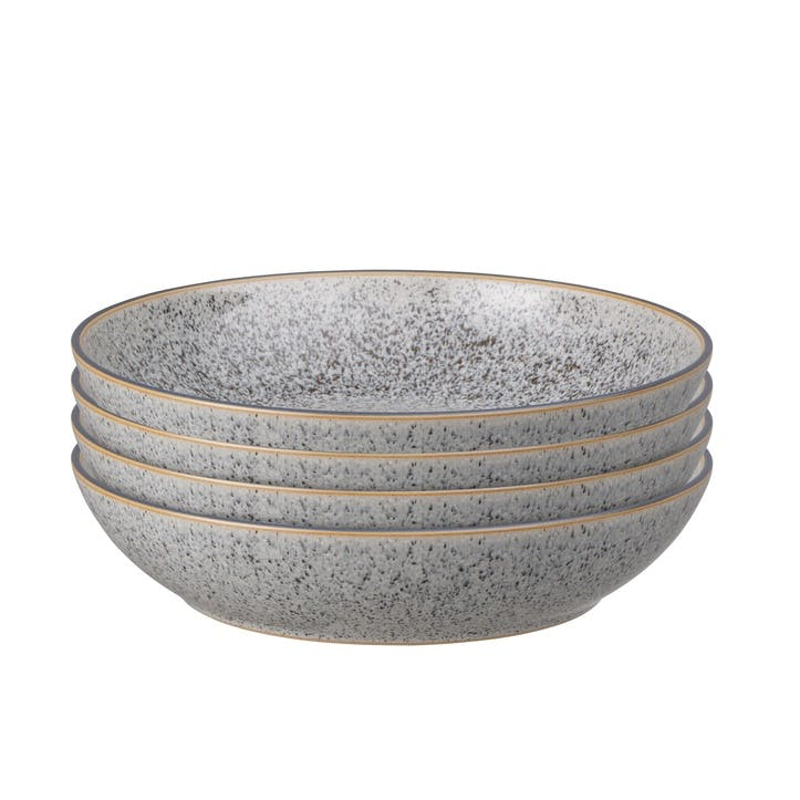 Studio Grey Coupe Pasta Bowl, Set of 4