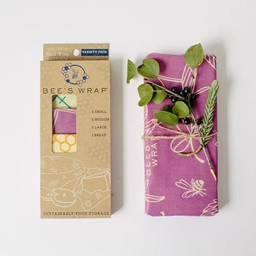 Veganwrap Variety 7 Pack