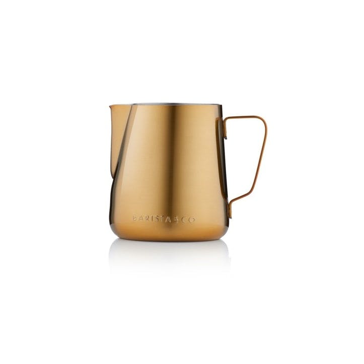 Milk Jug, Gold