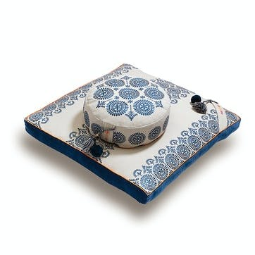 Sufi Zabuton Meditation Cushion