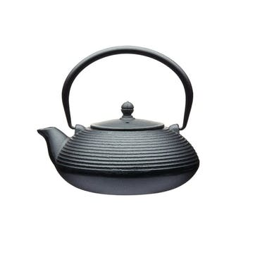 Cast Iron Infuser Teapot, 900ml