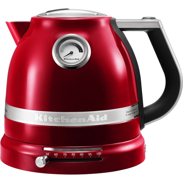Artisan Kettle - 1.5L; Candy Apple