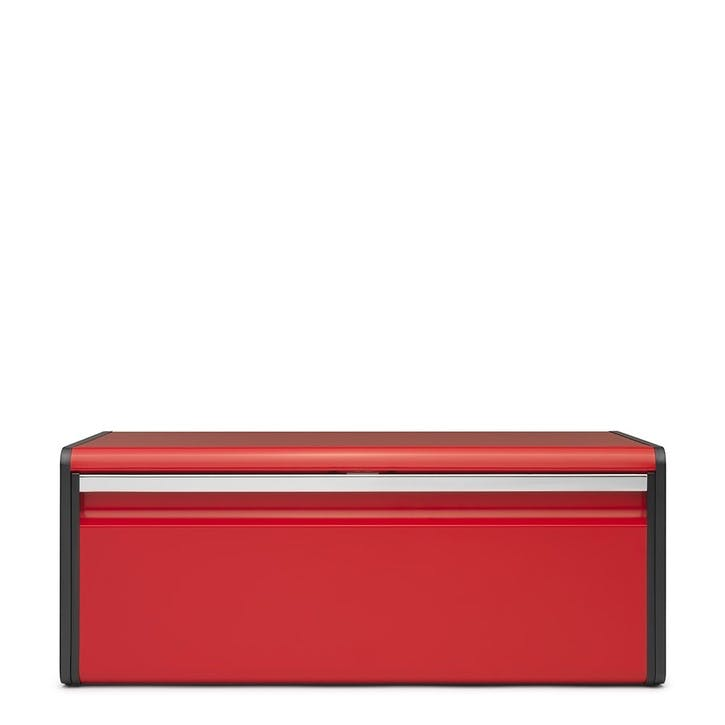 Fall Front Bread Bin, Red