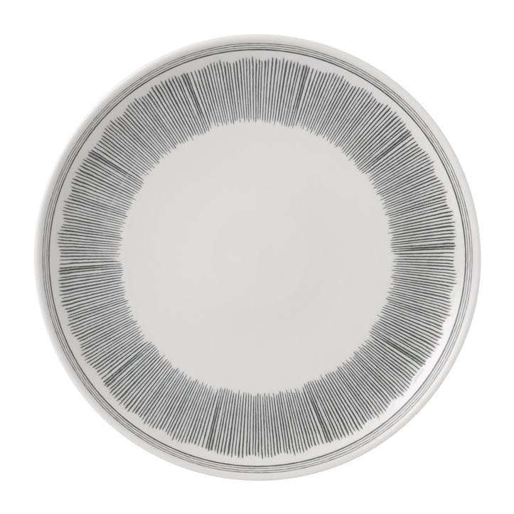 ED Ellen DeGeneres Dinner Plate, Charcoal Grey