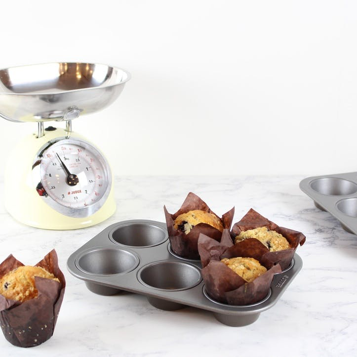 6 Cup Muffin Tin