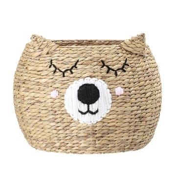 Hyacinth Bear Basket