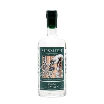 Sipsmith London Dry Gin 41.6%