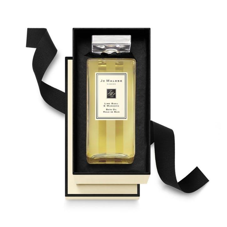 Lime Basil & Mandarin Bath Oil, 250ml