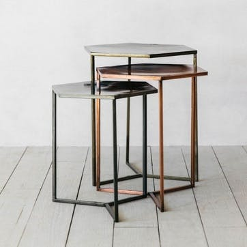Neve Nest of Tables, Set of 3