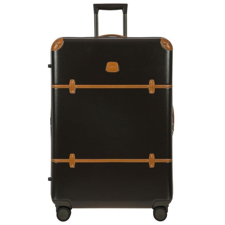 Bellagio 2 Spinner Suitcase, 82cm; Black Tobacco