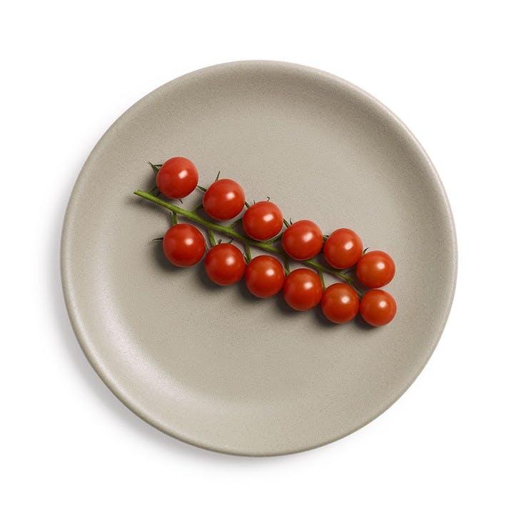 Dinner Plate, Pebble