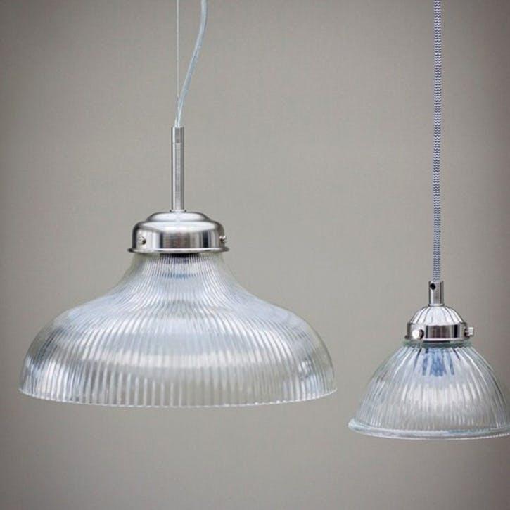 Paris Pendant Light, Glass