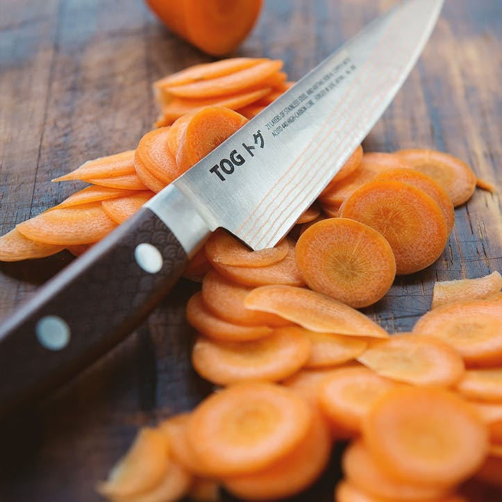 "'Petty' (Utility/Paring) Knife - 4¾"" / 12.5cm"