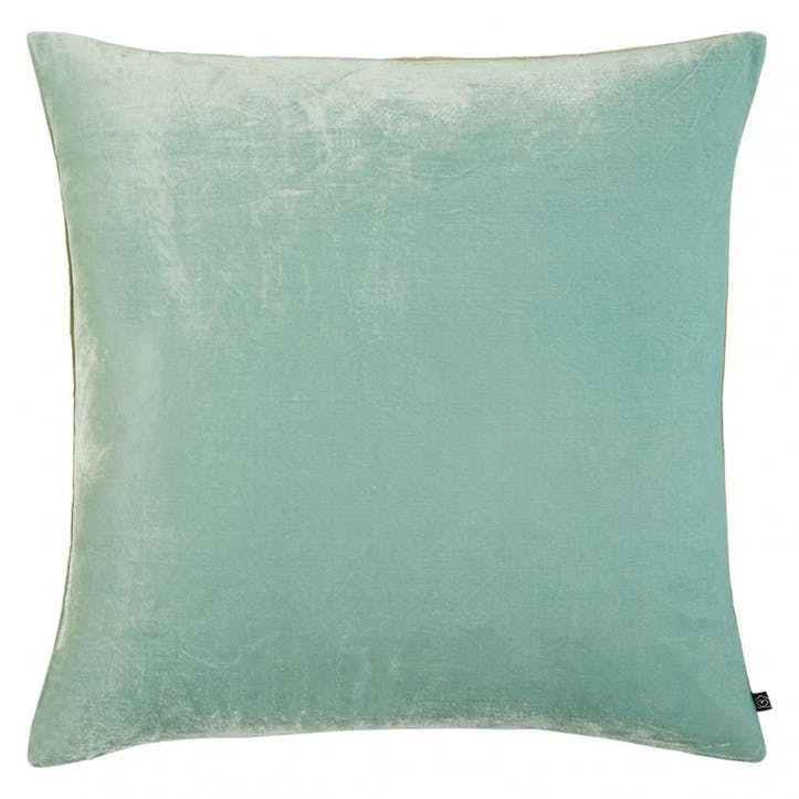 Regency Cushion, Light Blue