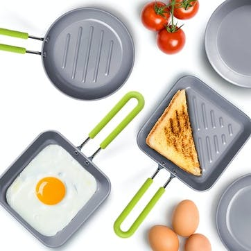 GreenPan Mini Essentials Round Egg Expert - 12.5cm
