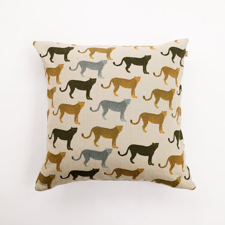 Gone Wild Cheetah Cushion