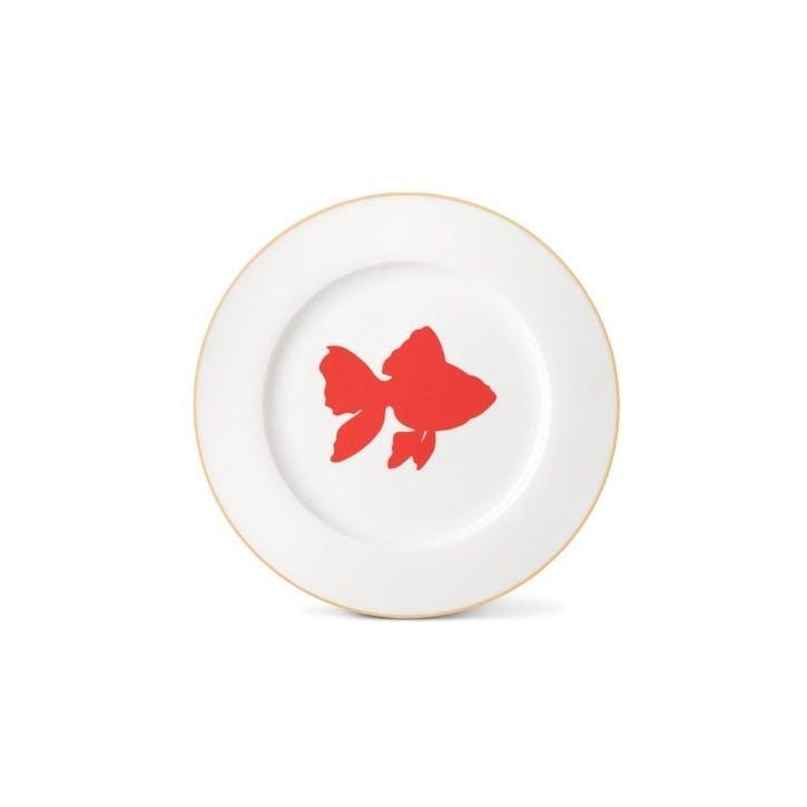 Goldfish Dinner Plate