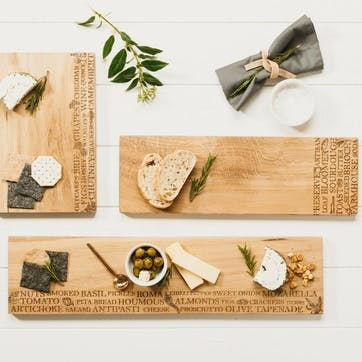 Cheese Serving Board