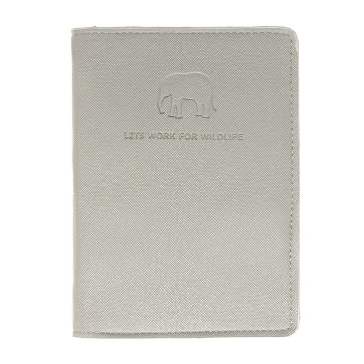 ZSL 'Elephant' Passport Holder