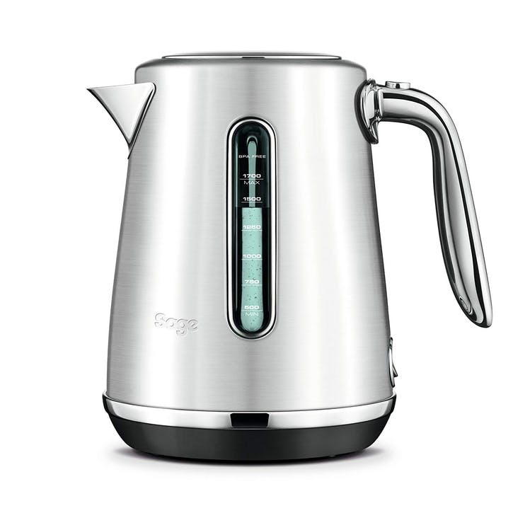 The Soft Top Luxe Kettle; Steel
