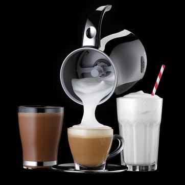 Milk Frother; Black