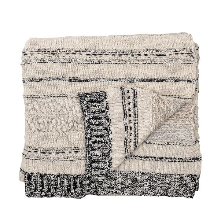 Chunky Cotton Throw