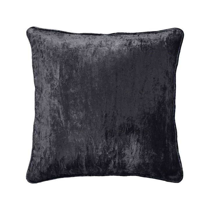 Viscose Velvet Cushion, Cole