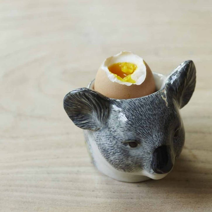 Ceramic Animal Egg Cup, Koala