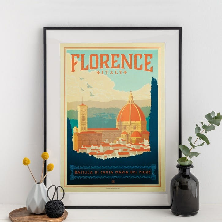 Florence Print