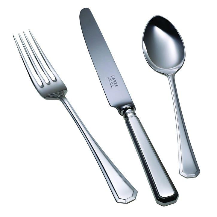 Grecian Silver Plated Cutlery Set, 44 Piece