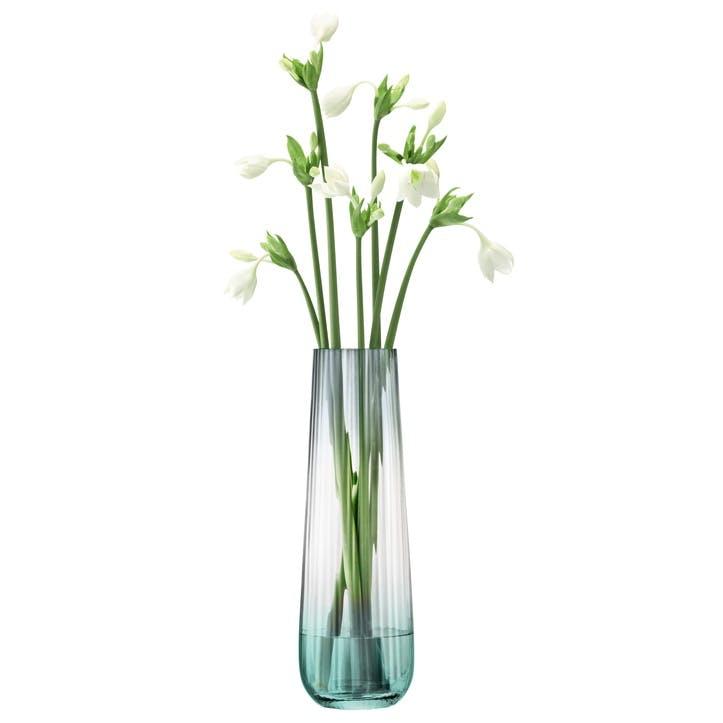 Dusk Vase, 36cm, Green