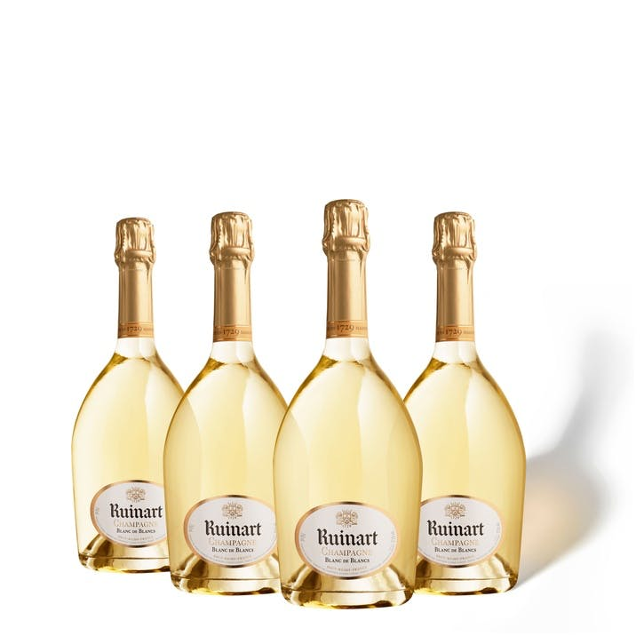 Ruinart Blanc De Blancs - Cellar Case