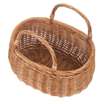 Light Steamed Coracle Shopper