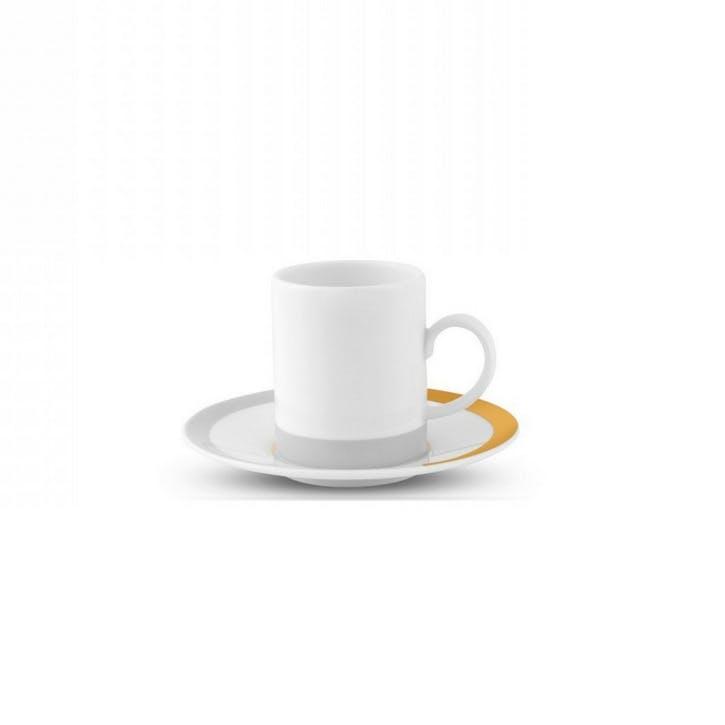 Castillon Espresso Cup & Saucer