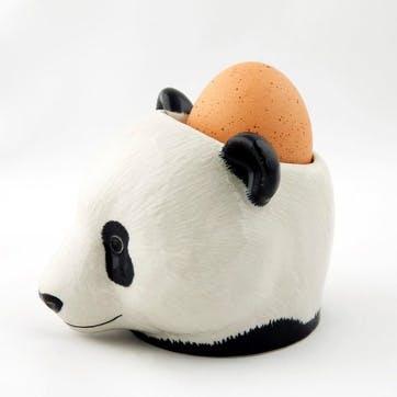 Panda Face, Pair Of Egg Cups