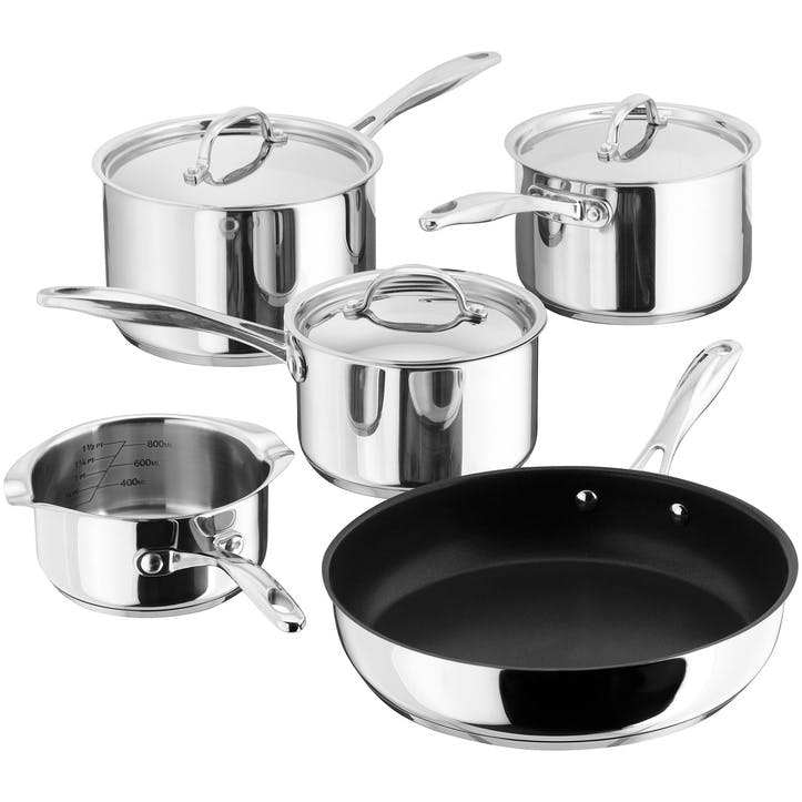 7000, 5 Piece Saucepan Set
