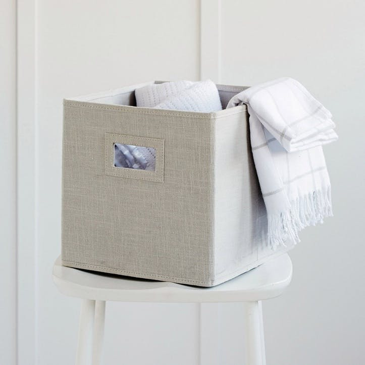 Storage Cube, Natural