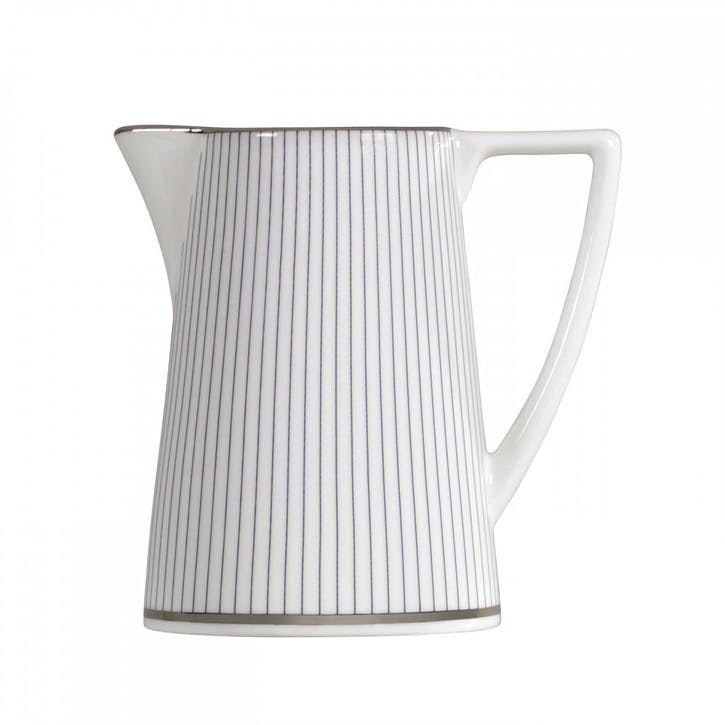 Pin Stripe Cream Jug