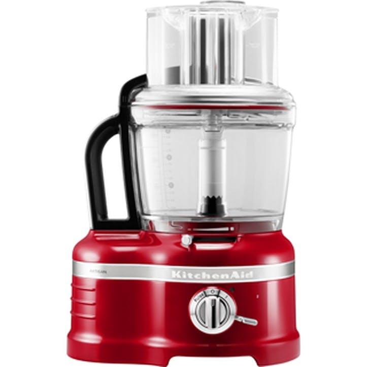 Artisan Food Processor - 4L; Empire Red