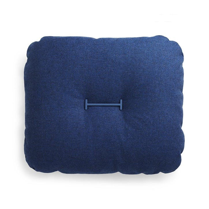 HI Pair of Cushions L60 x H50cm Blue