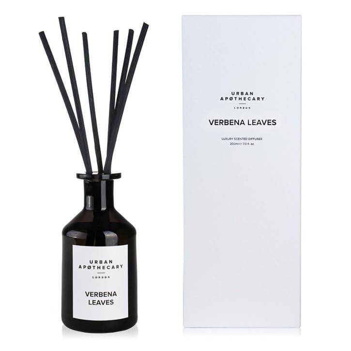 Verbena Leaves Luxury Diffuser, 200ml