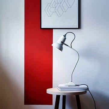 Original 1227 Mini Desk Lamp, Linen White