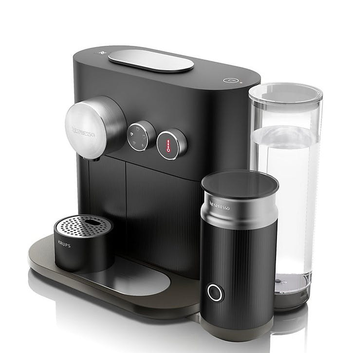Expert Coffee Machine with Milk Frother